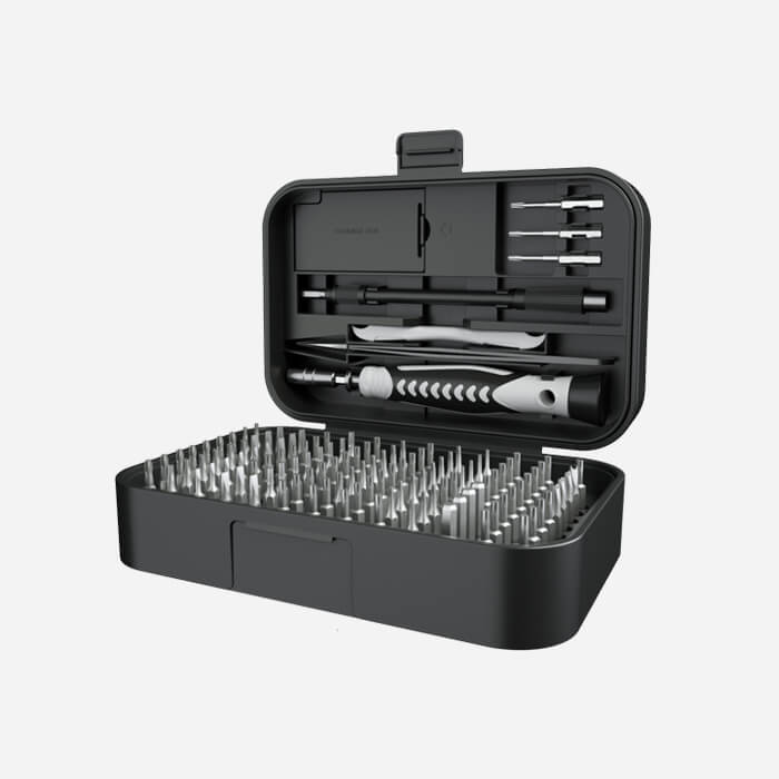 130 In 1 Screwdriver Repair Set have Magnetic Bits