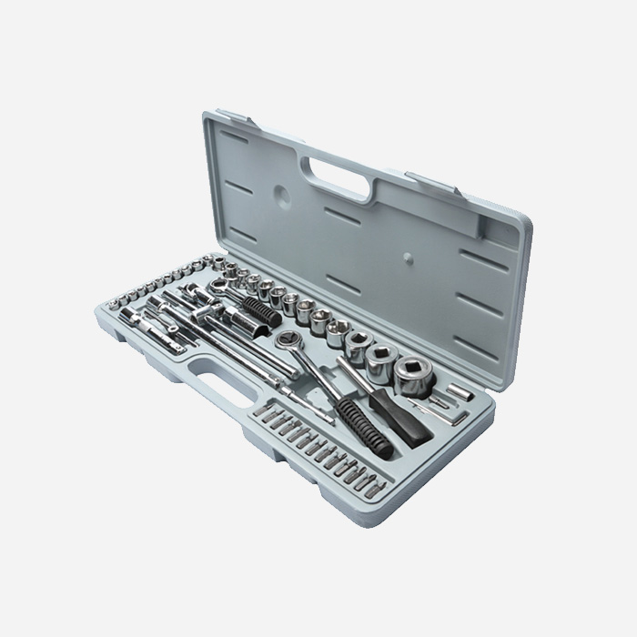 52 Pcs Ratchet Wrench Auto Repair/Hand Mechanic Tool Set